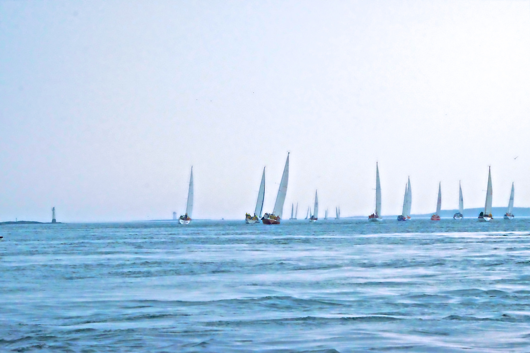 Bar Buoy Yacht Race 2015
