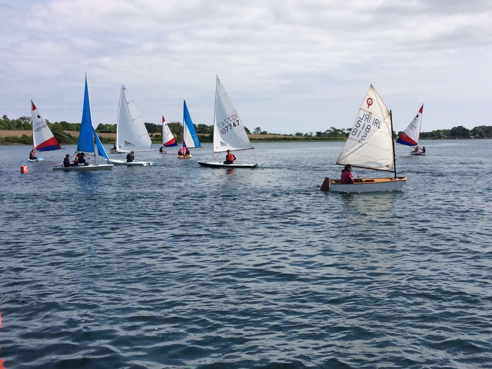 Junior Sunday Sailing 2017 @ SSC
